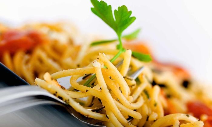 Angolo Italiano - Kingsburg: $11 for $20 Worth of Italian Food at Angolo Italiano