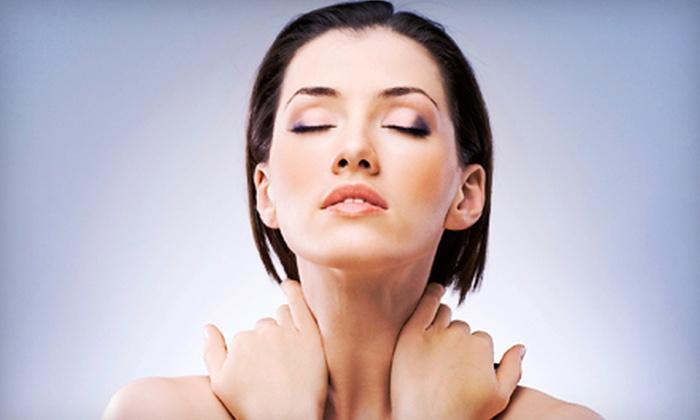 Vida Salon and Spa - Riverside: One or Three Anti-Aging BT Nano Facials with Eyebrow Designs at Vida Salon and Spa (Up to 59% Off)