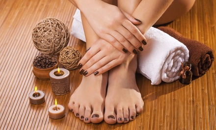 $20 for a Pedicure at The Nail Shop ($36 Value)