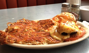 The Uptowner Cafe on Grand: $9 for $16 Worth of American Cuisine at The Uptowner Cafe on Grand
