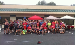 Crossfit Dacula: Four Weeks of Unlimited CrossFit Classes at Crossfit Dacula (70% Off)