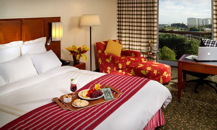 Fullerton Marriott at California State University - Fullerton: $79 for a One-Night Stay, Valid Thursday–Monday, at Fullerton Marriott at California State University in Fullerton, CA (Up to $209 Value)