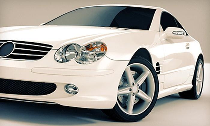 Xtreme Detailing and Auto Spa - Mableton: One Splash & Dash Carwash