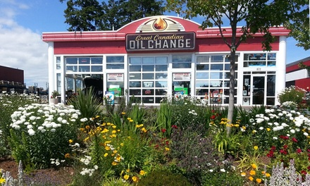 $29.99 for a Standard Oil Change at Great Canadian Oil Change (Up to $56.98 Value)