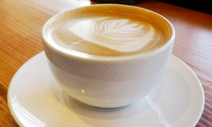 Silver Cup Coffee : Wine, Beer, or Coffee Beans at Silver Cup Coffee (Up to 50% Off). Two Options Available.