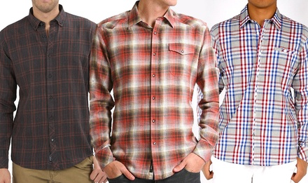 Civil Society Men's Button Down Shirts