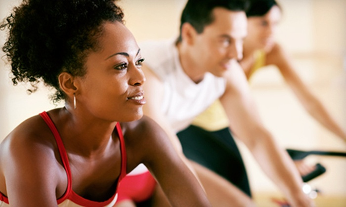 Pablo Fitness - Midtown East: 5 or 10 Spinning Classes at Pablo Fitness (Up to 78% Off)