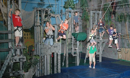 90-Minute Pass for Two or Four to Jungle Quest (Up to 35% Off)