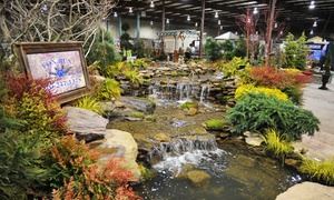 Maryland Home & Garden Show: Maryland Home & Garden Show for Two or Four on October 16–18 (Up to 47% Off)