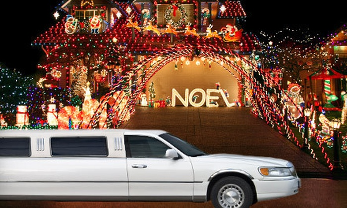 A Touch Of Class Limousine Services - Denver: Holiday-Lights Tour or Limo Rental Monday–Thursday or Friday–Sunday from A Touch Of Class Limousine Services (Half Off)