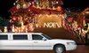 A TOUCH OF CLASS LIMOUSINE SERVICE - Denver: Holiday-Lights Tour or Limo Rental Monday–Thursday or Friday–Sunday from A Touch Of Class Limousine Services (Half Off)