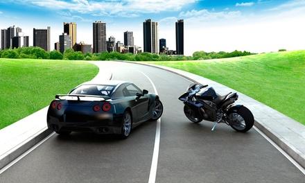 Curso para obtener el carné de moto A o A2 desde 29,95 € o el de coche B con 8 o 15 prácticas desde 39,95 €. 11 centros