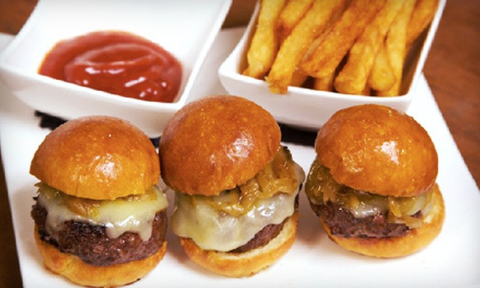 Sojourn - Upper East Side,Uptown,Yorkville: $15 for $30 Worth of Global Cuisine and Wine at Sojourn