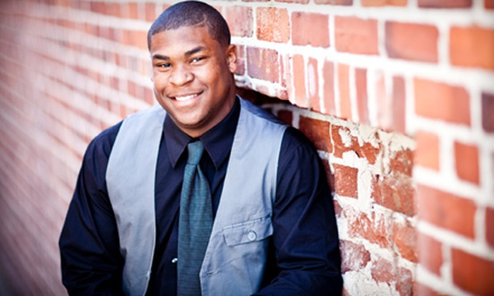 DV3 Photography - Fresno: $69 for an On-Location Senior-Photo-Shoot Package with Prints and a Digital-Image DVD from DV3 Photography ($300 Value)