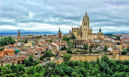 Segovia: 1 o 2 noches para dos con desayuno y detalle romántico en Hotel San Antonio El Real 4*