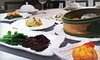 O'Asian Kitchen and Lounge - Central Business District: Six-Course Dinner for Two, Four, or Six or $17 for $35 Worth of Asian Cuisine for Dinner at O'Asian Kitchen and Lounge