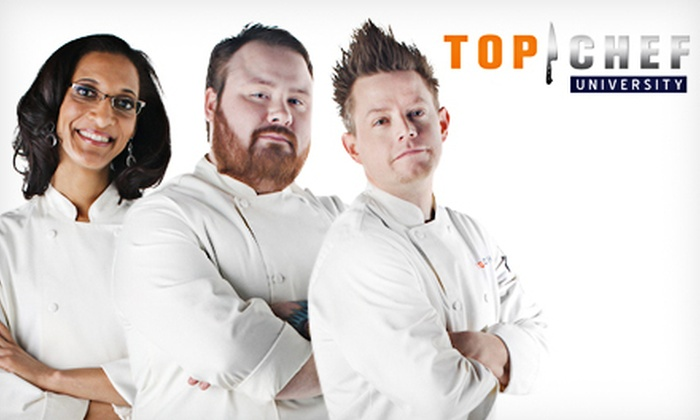 Top Chef University: $49 for 12 Months of Online Cooking Classes from Top Chef University ($199.95 Value)
