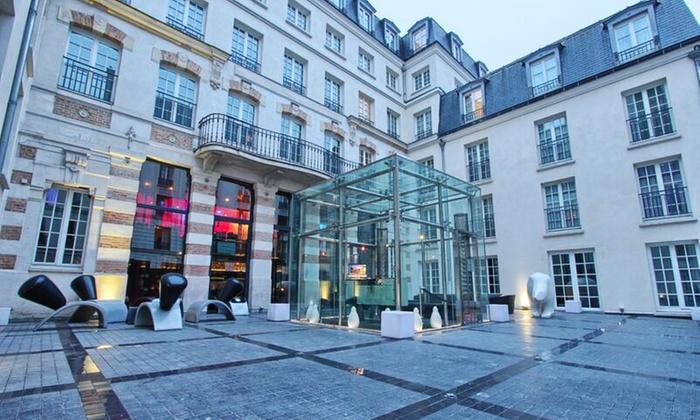 Kube Hotel A Paris Idf Groupon Getaways