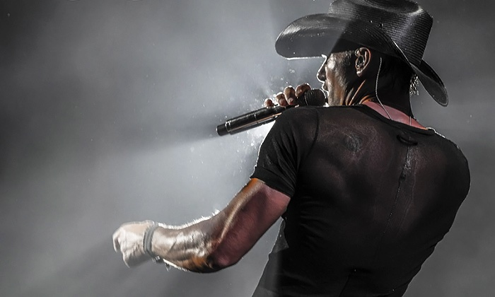 Tim McGraw with Kip Moore and Cassadee Pope - XFINITY Theatre: Tim McGraw with Kip Moore and Cassadee Pope at XFINITY Theatre on Friday, June 13, at 8 p.m. (Up to 39% Off)