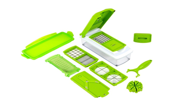 Groupon Goods Global GmbH: Tagliaverdure multifunzione Nicer Dicer a 19,90 €