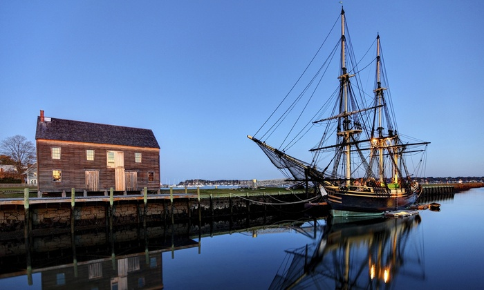 Salem Night Tour - Downtown Salem: Admission for One, Two, or Four to Salem Night Tour (Up to 53% Off)