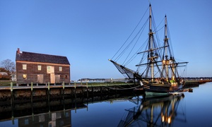 Salem Night Tour: Admission for One, Two, or Four to Salem Night Tour (Up to 53% Off)