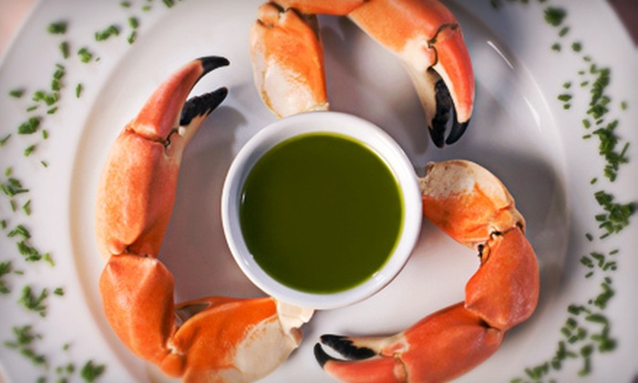 Kitchen 305 - Sunny Isles Beach, FL: $75 for Stone-Crab Dinner for Two at Kitchen 305 ($189 Value)