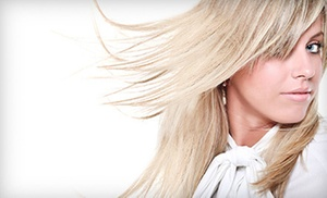 Salon Sa'Treice: $14 for $25 Worth of Color Services at Salon Sa'Treice