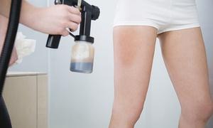 Beauty Essence: 1, 3 of 5 sessies full body spraytanning bij Beauty Essence