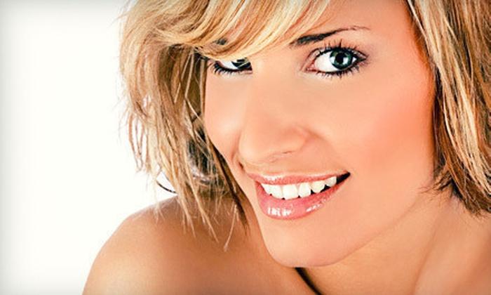 Naz Beauty Salon - Sunnyvale: $49 for a Spa Treatment with Pearl Facial at Naz Beauty Salon in Sunnyvale ($110 Value)