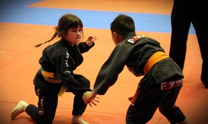 Claudio Franca Brazilian Jiu Jitsu- Watsonville: Month of Adult or Youth BJJ, Muay Thai, or Fitness Classes at Claudio França Brazilian Jiu-Jitsu (Up to 69% Off)