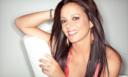 Sara Evans at Mesquite Arena on Sat., Apr. 14 at 7:15PM: Reserved or VIP Seating for Two, Sections 109-120 - Sara Evans presented by the Mesquite Education Foundation in Mesquite