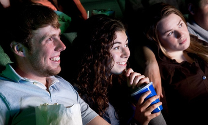 Cinema Grill - Robbinsdale - Crystal - New Hope: Movie Night for Two or Four at Cinema Grill in New Hope (Up to 56% Off)