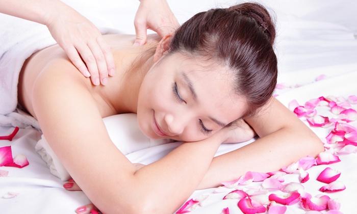 Institut de beauté Oriental - Institut de Beauté Oriental: 60-Minute Massage, Microdermabrasion Treatment, or Spa Package at Institut de Beauté Oriental (Up to 55% Off)