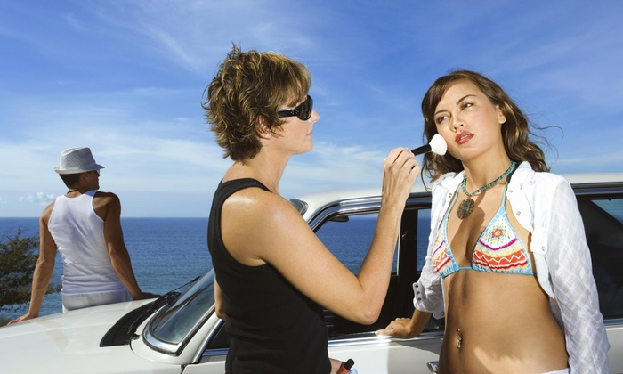 All Media Solutions - South Newport News: 30-Minute Photo Shoot with Hair and Makeup from All Media Solutions (45% Off)