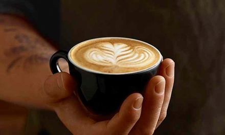 $5 for $10 Worth of Coffee and Tea at Peet's Coffee
