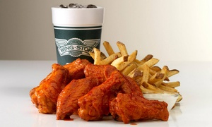 Wingstop : $18 for $30 Worth of Boneless Wings, Fries, and Drinks at Wingstop