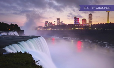 Stay with Couples' or Family Package at Super 8 Niagara Falls in Niagara Falls, ON. Dates into May.