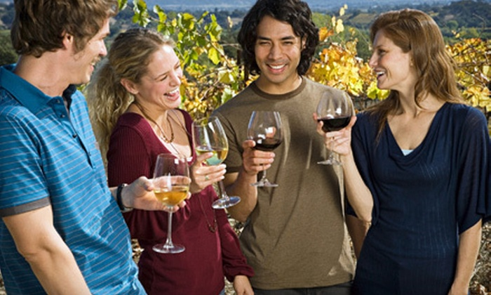 Mr Zin's Winetours & Limousine Service - Napa / Sonoma: $330 for a Chauffeured Wine Tour in an SUV for Up to Six from Mr. Zin's Wine Tour & Limousine Service (Up to $661.50 Value)