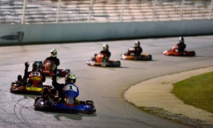 Central Texas Speedway: Three Prokart Races for Two, Four, or Six at Central Texas Speedway (Up to 50% Off)