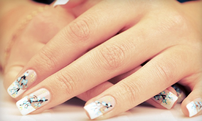 Salon Palomo & Day Spa - South Side: One or Two Manicures with Deluxe Pedicures at Salon Palomo & Day Spa (Up to 54% Off)
