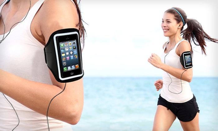 Aduro U-Band Smartphone Sport Armband: $10 for an Aduro U-Band Sport Armband for iPhone or Android Smartphones ($29.99 List Price). Free Returns.