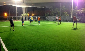 Soccer Team: One- or Two-Hour Soccer Field Rental for Up to 12 Players at Soccer Team (50% Off)