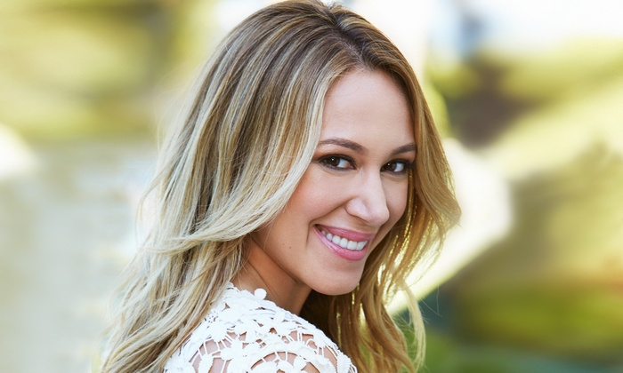 Food Network & Cooking Channel New York City Wine & Food Festival presented by FOOD & WINE: $75 for VEG OUT: STRETCH, SIP AND SAVOR PRESENTED BY HUNGRYROOT hosted by Haylie Duff ($110.50 Value)