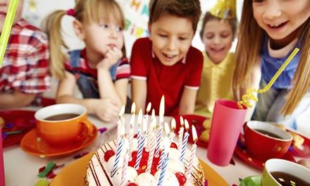 Fiesta de cumpleaños para 10 niños por 59,95 € en Dreams For Kids