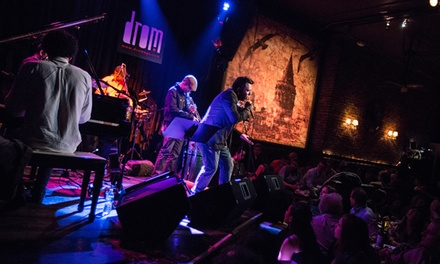Buena Vista Social Club Tribute  on October 5 or October  10 at Drom  (Up to 58% Off)