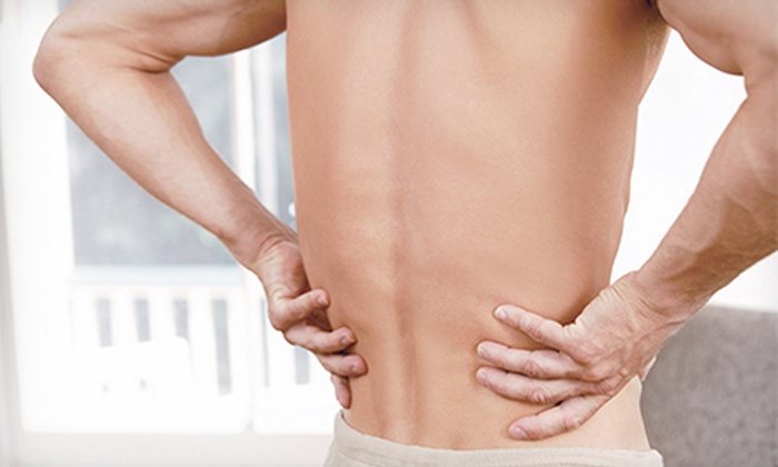 Kinney Chiropractic - Blackford: $59 for a Lower-Back Pain-Relief Package with Postural Assessment and Adjustment from Kinney Chiropractic ($425 Value)