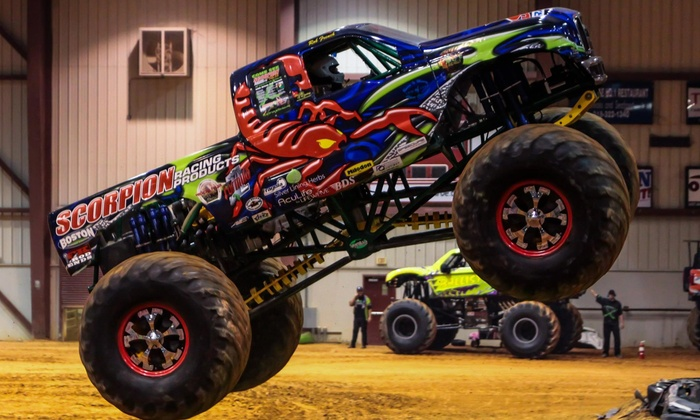Naked Mobile Kicker Monster Truck Nationals - McGee Park Coliseum: Naked Mobile Kicker Monster Truck Nationals at 7:30 p.m. on January 15 or 16