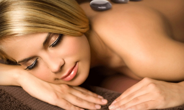 Epique Massage - Multiple Locations: 1 or 3 Massage Packages Including a Massage, Aromatherapy, Hot-Towel Treatments, and HydroLuxe Treatment at Epique Massage (Up to a 64% Off)