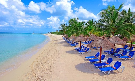 Groupon Deal: All-inclusive Stay at Allegro Cozumel in Mexico, Taxes and Fees Included.